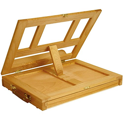 Bamboo-Artist-Easel-for-Painting-and-Drawing-Portable-Tabletop-Easel-with-Storage-Drawer-Art-Easel-for-Kids-and-Adults
