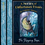 The Slippery Slope: A Series of Unfortunate Events, Book 10 | Lemony Snicket