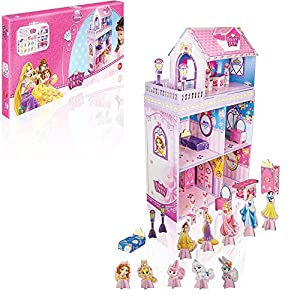 amazon disney princess doll house