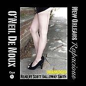 New Orleans Rapacious: Lucien Caye Private Eye Series, Book 1 | O'Neil De Noux