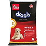 DROOLS ADULT CHICKEN AND EGG 15KG BAG (+3KG FREE INSIDE)