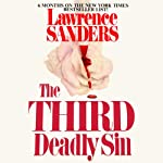 The Third Deadly Sin (       UNABRIDGED) by Lawrence Sanders Narrated by Marc Vietor