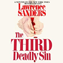 The Third Deadly Sin Audiobook by Lawrence Sanders Narrated by Marc Vietor