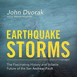 Earthquake Storms Audiobook