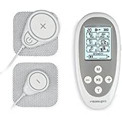 MeasuPro Rechargeable Portable Electrical TENS Electrode Machine