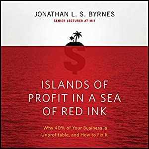 Islands of Profit in a Sea of Red Ink Audiobook