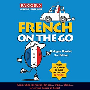French on the Go Audiobook