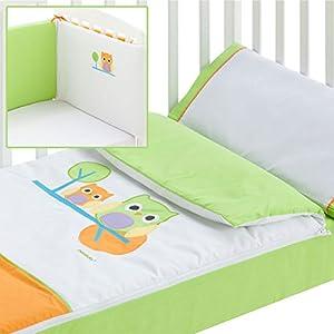 10006274p Saco Nórdico Cuna 60x120 Desenfundable + Chichonera Pack Regalo de Creaciones Cutihogar en BebeHogar.com