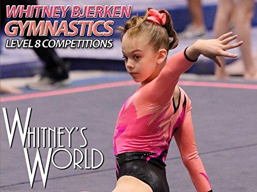 Whitney Bjerken Gymnastics Level 8 Competitions on Amazon Prime Video UK