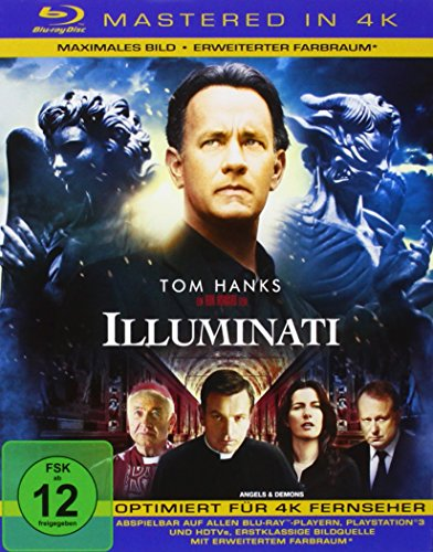 Illuminati (4K Mastered) [Blu-ray]