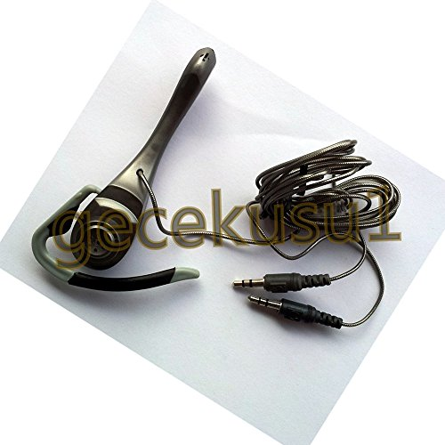 Headset Skype MSN Messenger VoIP AOL Inear Kopfhörer mit Mikrofon PC Laptop NEU