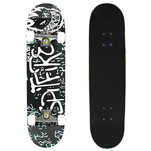 senmi-spitfire-komplett-skateboard-787-cm-mit-einer-kanadischen-ahorn-7-ply-deck-street-style-mit-fr