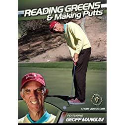 Reading Greens and Making Putts