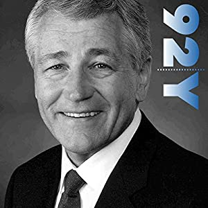 Senator Chuck Hagel at the 92nd Street Y Speech