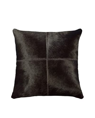 Natural Brand Torino Quatro Large Pillow, Black