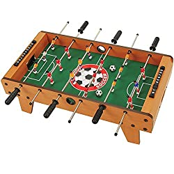 Fantasy India Mid-sized Foosball, Table Soccer Game For Indoor Football Soccer Game - Lets Have fun!(2035)