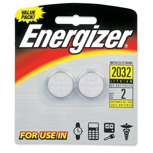 Energizer Watch/Electronic Batteries, 3 Volts, 