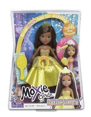 Moxie Girlz Moxie Girlz Dazzle Dance Doll Bria by Moxie Girlz (English Manual)