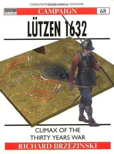 Lutzen 1632 (Campaign #68), Richard Brzezinski