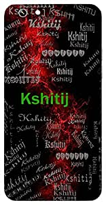 Kshitij (Horizon) Name & Sign Printed All over customize & Personalized!! Protective back cover for your Smart Phone : Samsung Galaxy Note-3