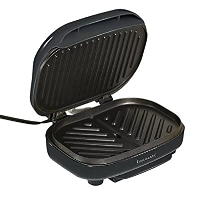 Continental Electric CE23791 Electric Indoor Contact Grill