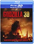 Godzilla (BD 3D + BD 2D) [Blu-ray]