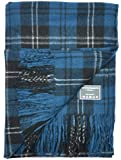 Classic Wool Blanket in Ramsay Blue Tartan