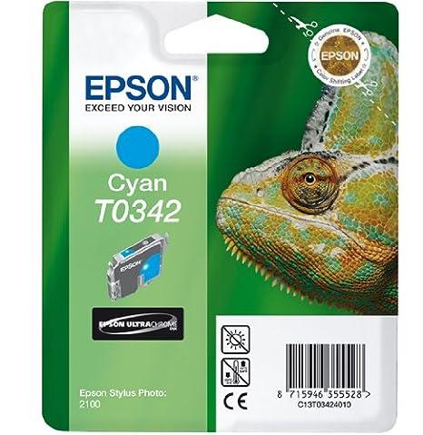 Epson - Cartucho T0342 cian