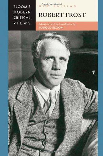 Robert Frost (Bloom's Modern Critical Views (Hardcover))