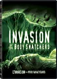 Invasion Of The Body Snatchers DVD Repackage