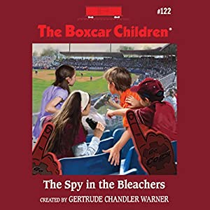 The Spy in the Bleachers Audiobook