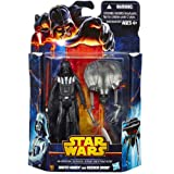 Darth Vader with Probe Droid Star Wars Mission Series MS01 Figure 2 Pack