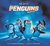 img - for The Art of Penguins of Madagascar book / textbook / text book