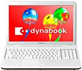TOSHIBA dynabook B351/121C PC Windows7HomePremium 15.6  PB35121CSGW