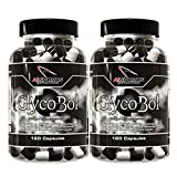 AI Sports Nutrition Glycobol Twin Pack 2 120 Count Bottles