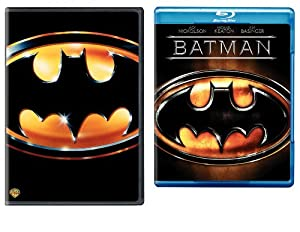 Batman (Blu-ray/DVD Bundle)