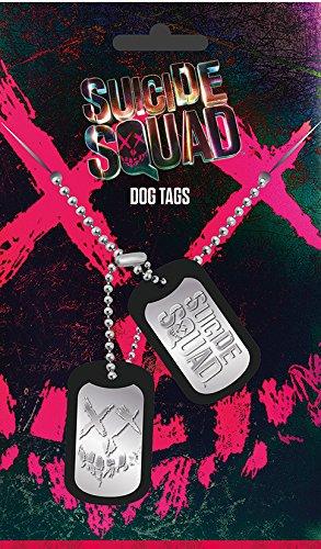 GB Eye LTD, Suicide Squad, Logo, Medaglietta