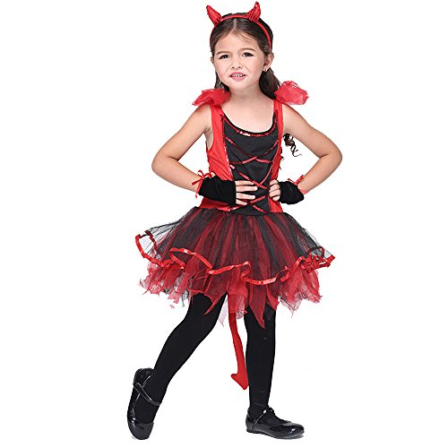 Fashion V Kitty Cat Ballerina Tutu Fancy Dress Girls Halloween Party Costume