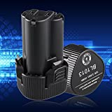 Banggood BL1830 12V 2000mAh BL1013 Lithium Electric Tool Battery For MAKITA 194550-6 194551-4 BL1013 BL1014 Electric Power Tool