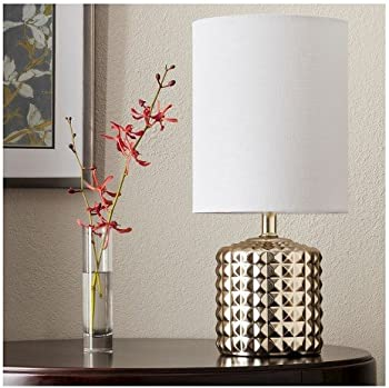 Threshold Gold Plated Ceramic Table Lamp