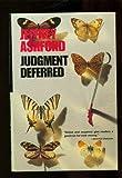 Judgment Deferred