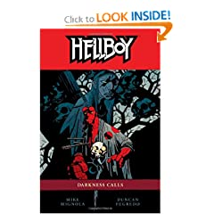 Hellboy, Vol. 8: Darkness Calls by Mike Mignola, Duncan Fegredo and Dave Stewart