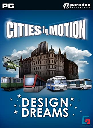 Cities in Motion: Design Dreams DLC [Download]