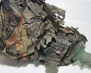 Petiole camouflage camouflage hat hunting cap & 5 LED cap light set military ghillie suit Sabage survival game equipped patrol cap A (Japan import / The package and the manual are written in Japanese) from am style