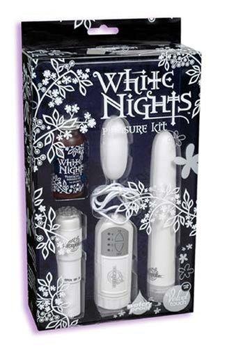 Doc Johnson Blanc Nights Kit de plaisance