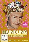 DVD Cover 'Haindling - und überhaupts...