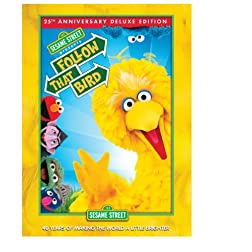 Sesame Street: Follow That Bird 25th Anniversary