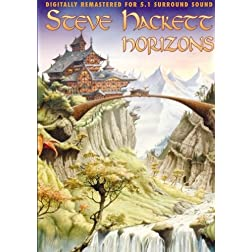 Steve Hackett Horizons