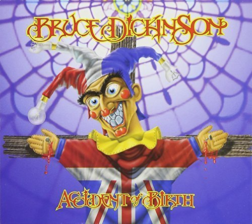 Accident Of Birth (Expanded Edition) [2 CD] by Bruce Dickinson (2005-05-03)