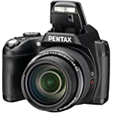 Pentax XG-1 Digital Bridge Camera (16MP, CMOS, 52x Optical Zoom) 3 inch LCD